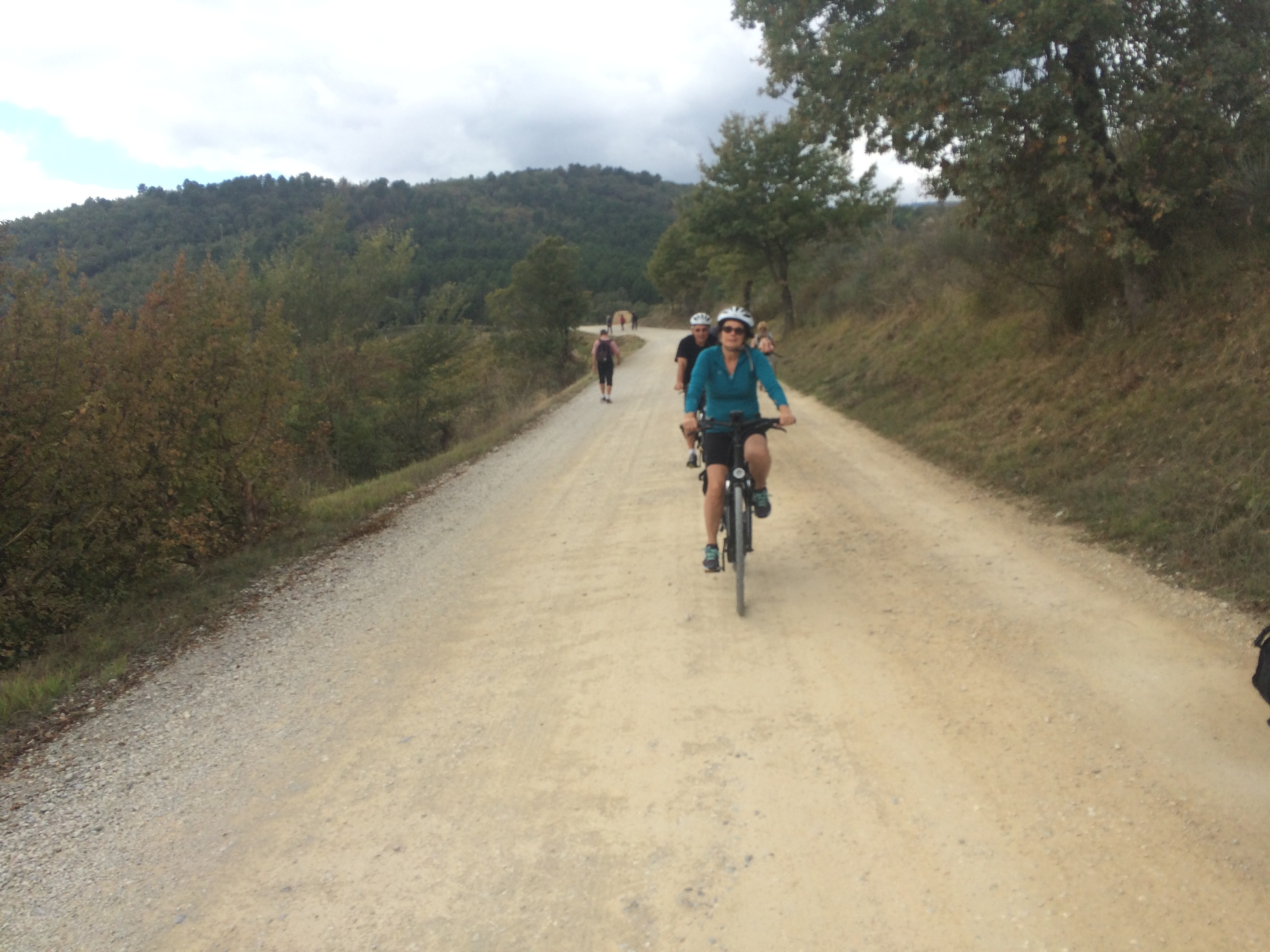 Three Day Tuscany Bike Tour