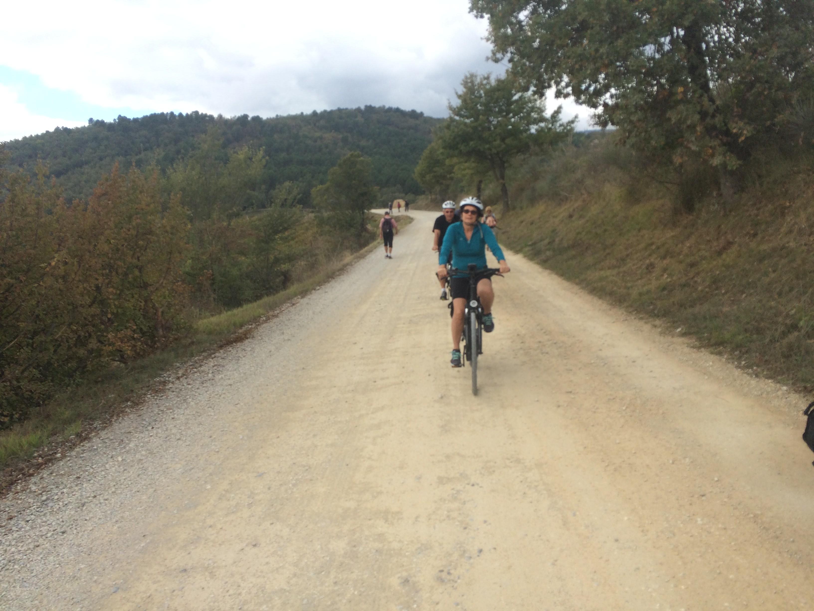 Three Day Tuscany Bike Tour