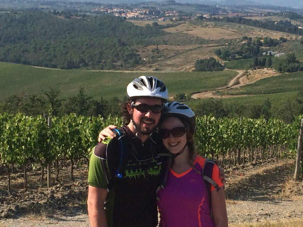 Honeymoon Tuscany Bike Ride