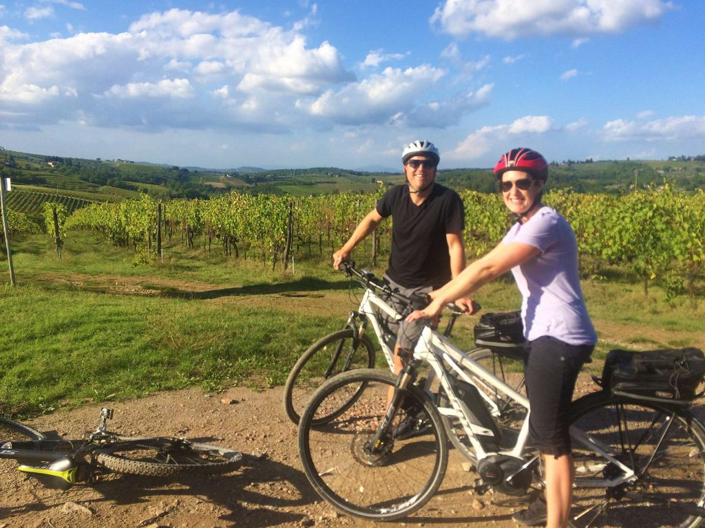1 Day Bike Tour Tuscany