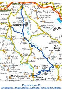 Tuscany Bike Tour Day 1