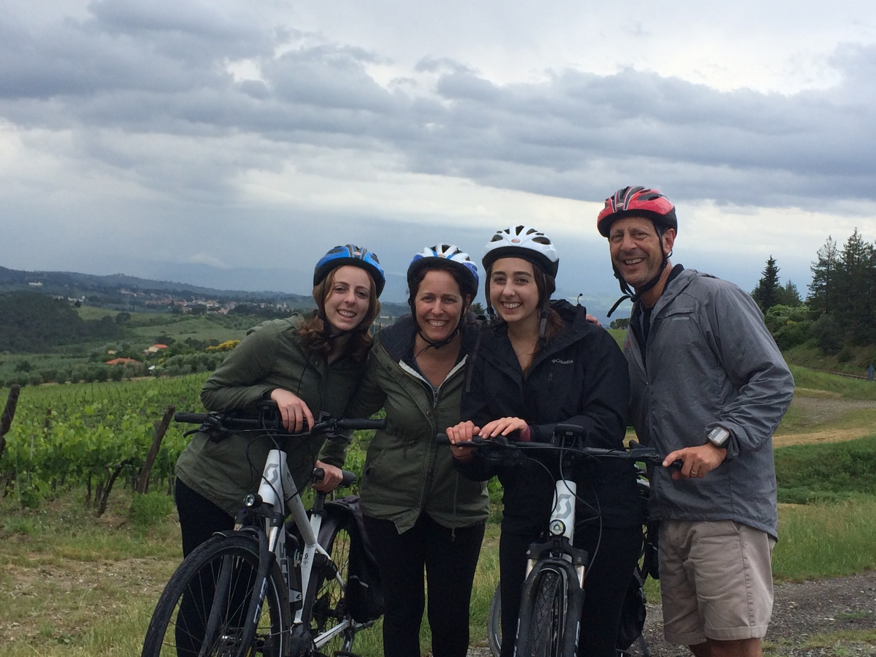 One Day Tuscany Bike Tour